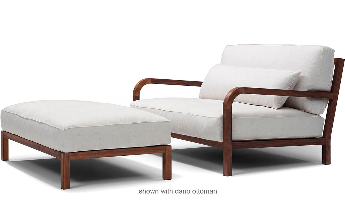 Fine Dario Ottoman Andrewgaddart Wooden Chair Designs For Living Room Andrewgaddartcom