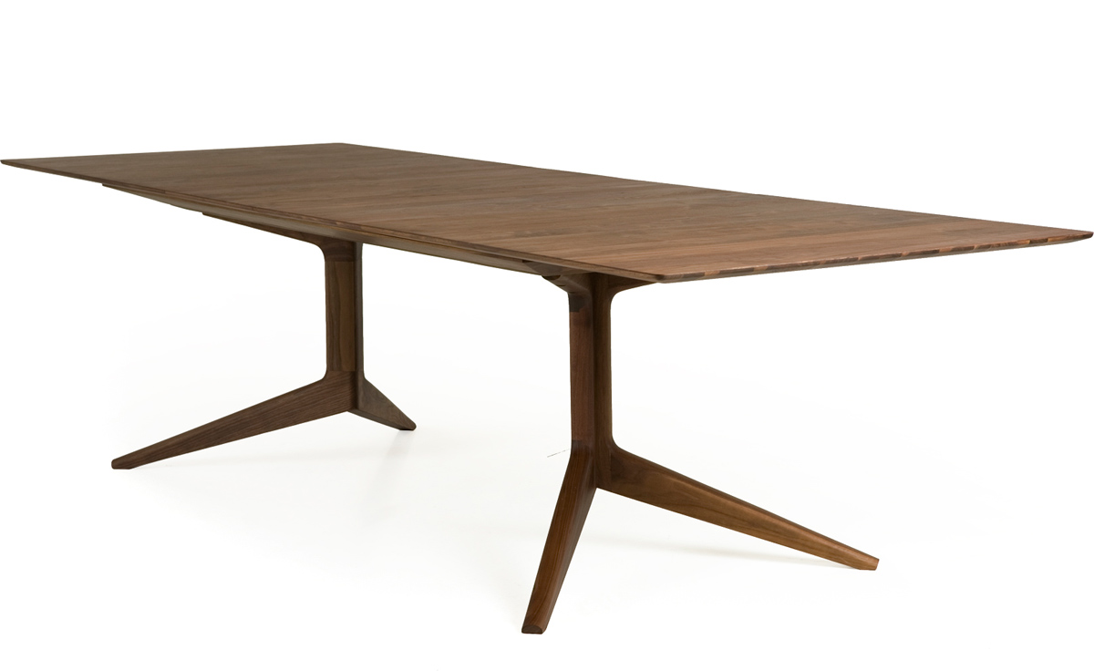 Extending Table Clifton Extending Dining Table With Steel  : de la espada matthew hilton light table 341e 4 from joannmaher.com size 1200 x 736 jpeg 104kB