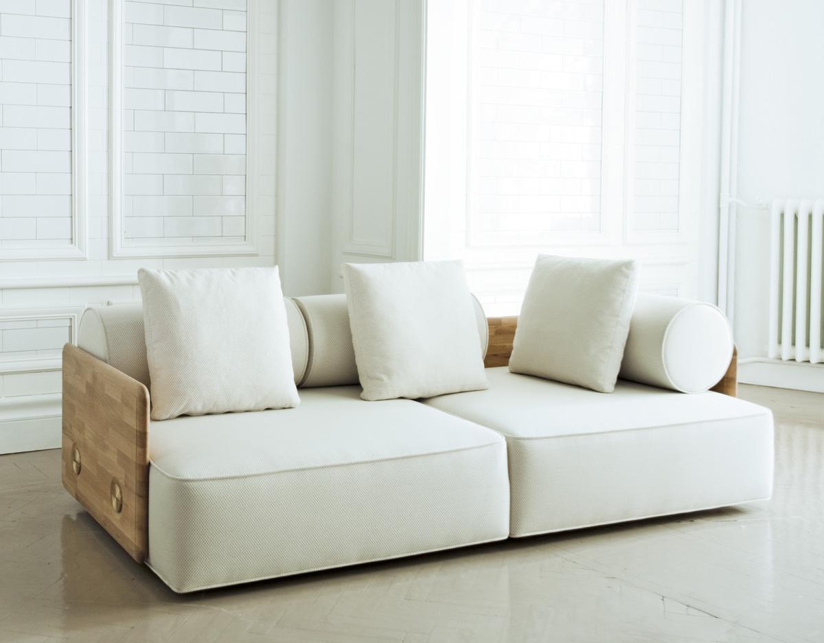 De La Espada : Deco sofa medium 243m hivemodern.com