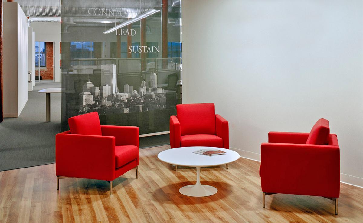 Petite Chair divina petite lounge chair - hivemodern