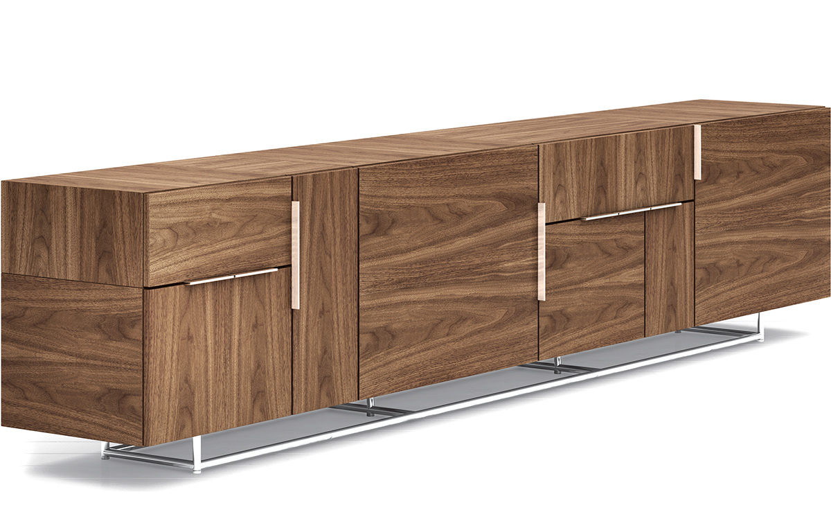 modern sideboard credenza with Domino 4 Unit Credenza Storage Isay Weinfeld Geiger Herman Miller on 6b17083517fc8925 in addition Wooden Dining Tables together with Credenze Madie together with 6ee6b19b0d5f1b55 likewise Modern Tall Sideboard.