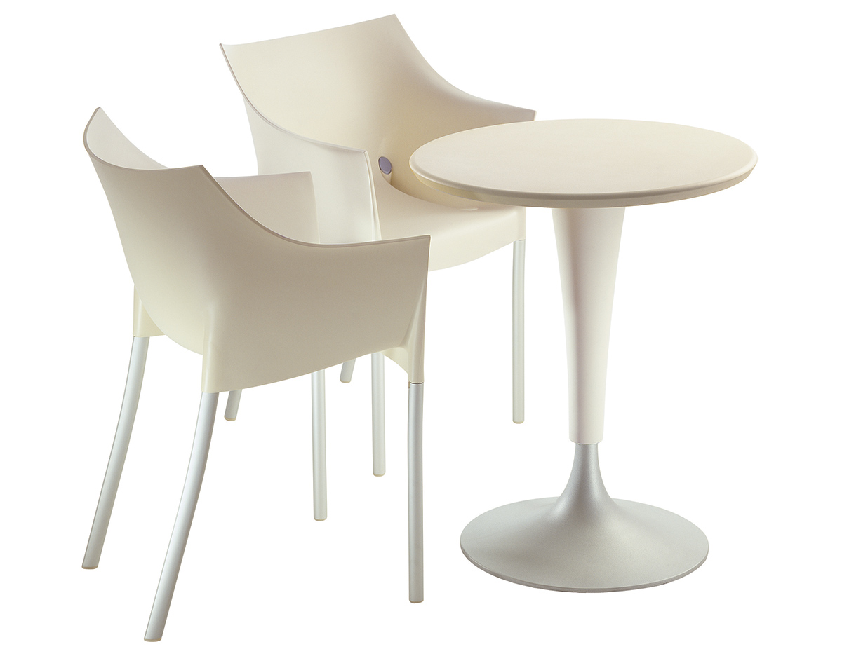 Dr na table for Table kartell