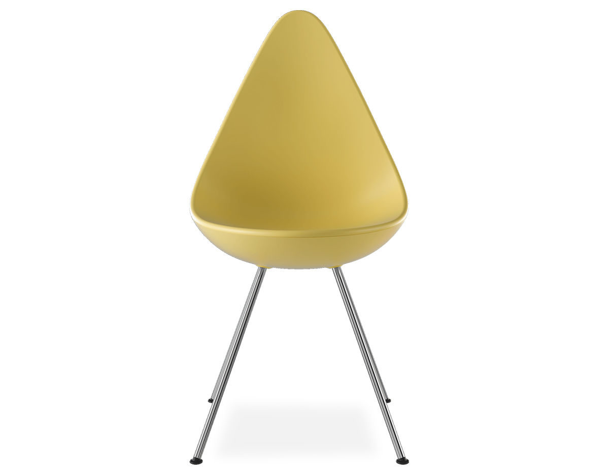 Arne jacobsen drop chair - Overview