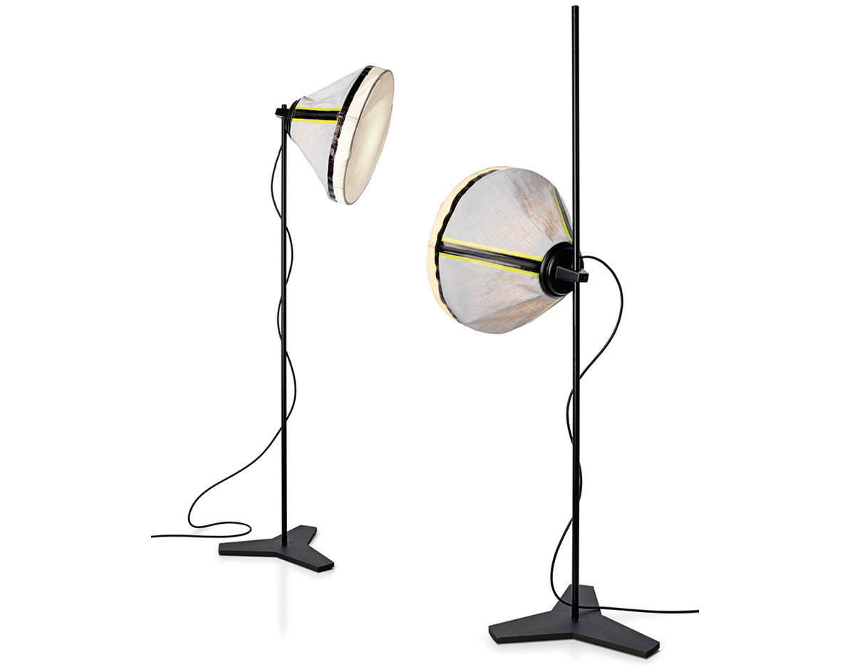 Drumbox floor lamp hivemodern overview manufacturer media reviews geotapseo Image collections