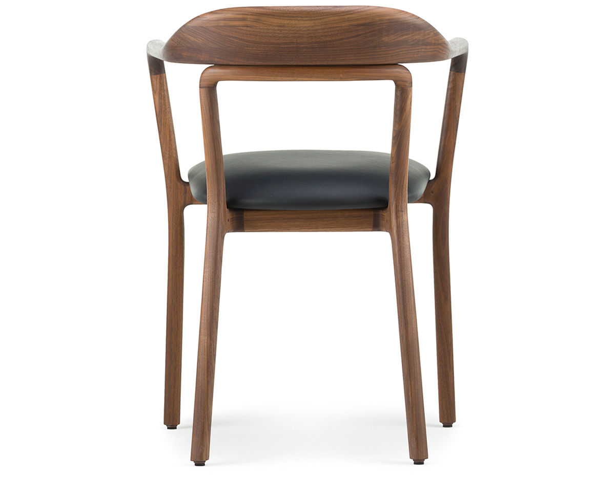 Duet Chair With Upholstered Seat 753s Good Looking