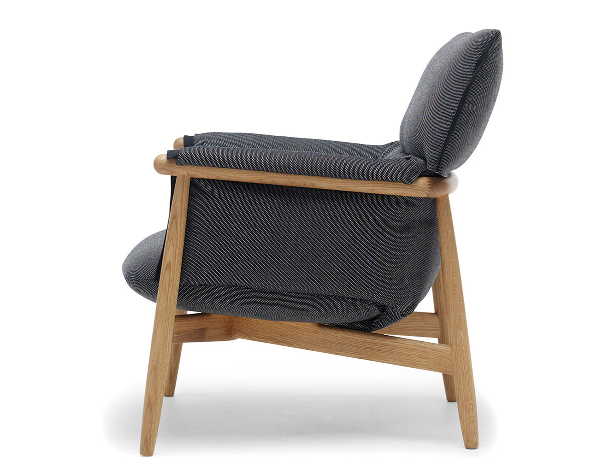 E Embrace Lounge Chair Hivemoderncom - Hansen patio furniture