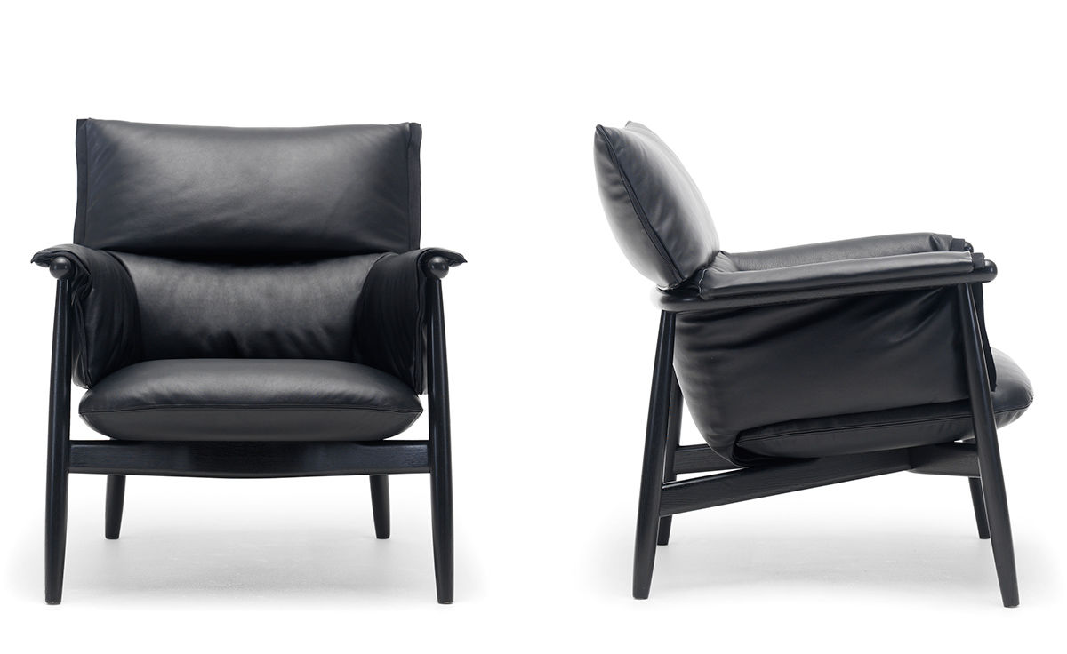 E015 Embrace Lounge Chair Hivemodern Com