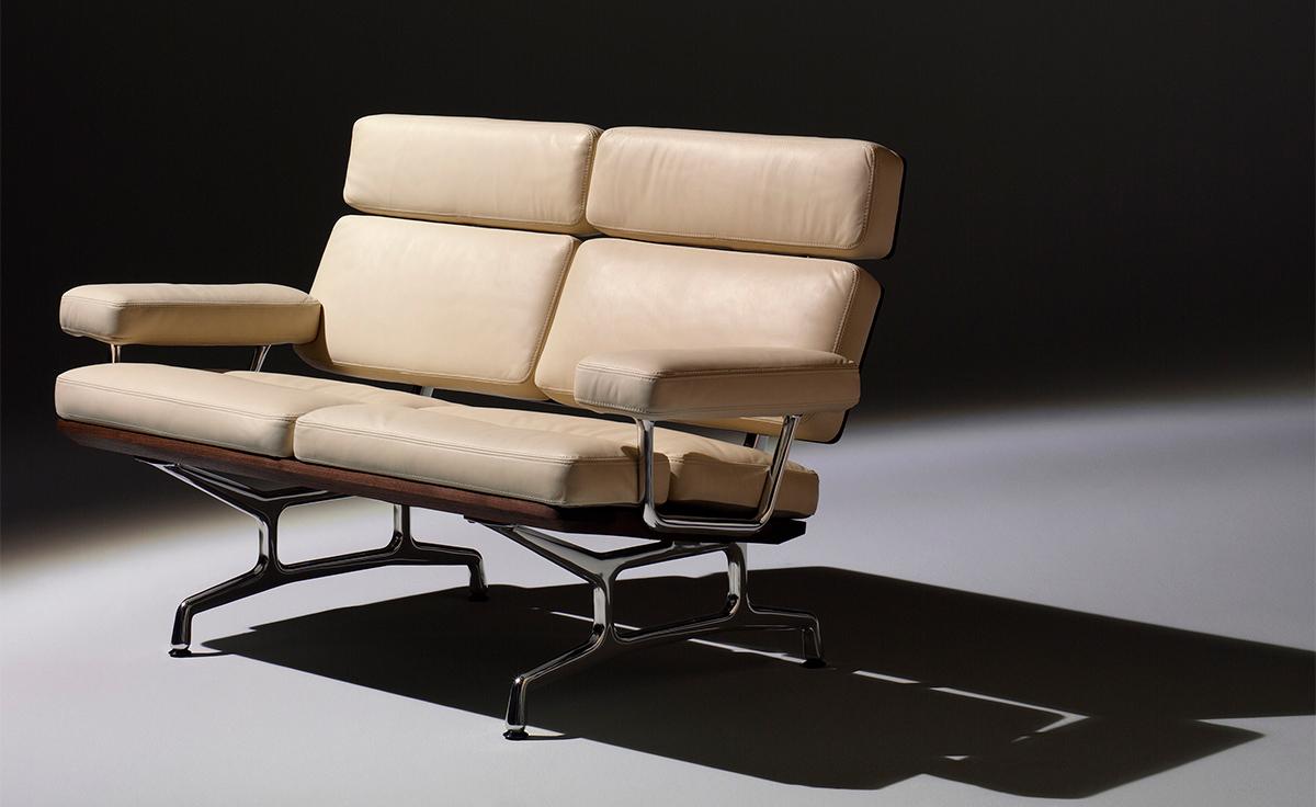 Eames 174 2 Seat Sofa Hivemodern Com