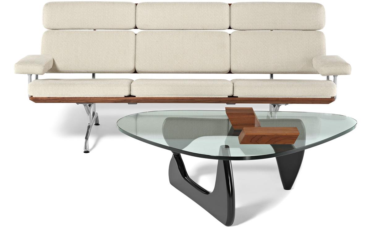 Eames 174 3 Seater Sofa Hivemodern Com