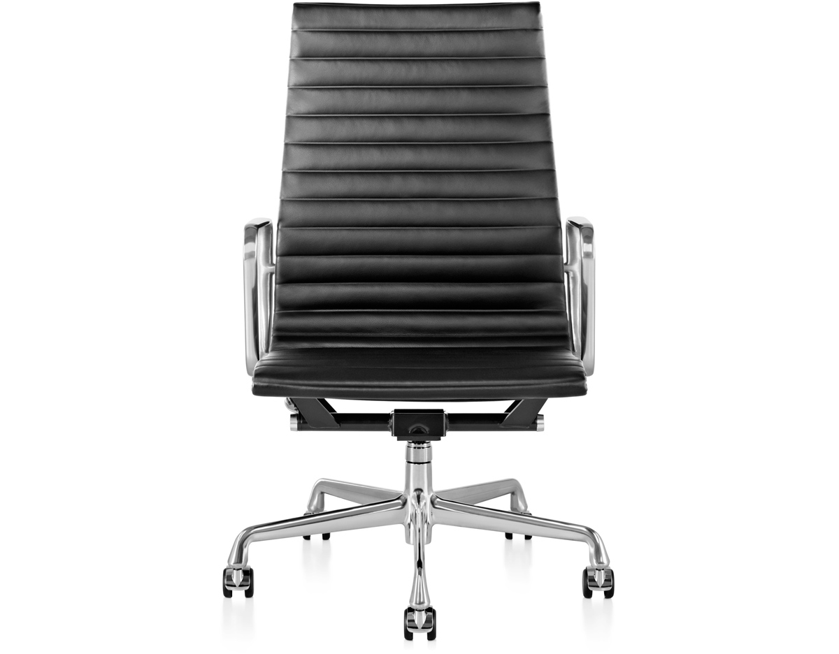 eames aluminum group executive chair. Black Bedroom Furniture Sets. Home Design Ideas