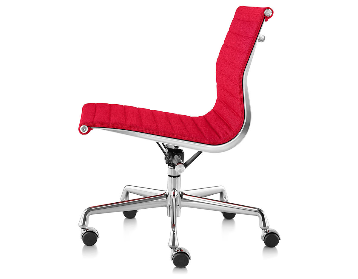 Eames 174 Aluminum Group Management Chair With No Arms