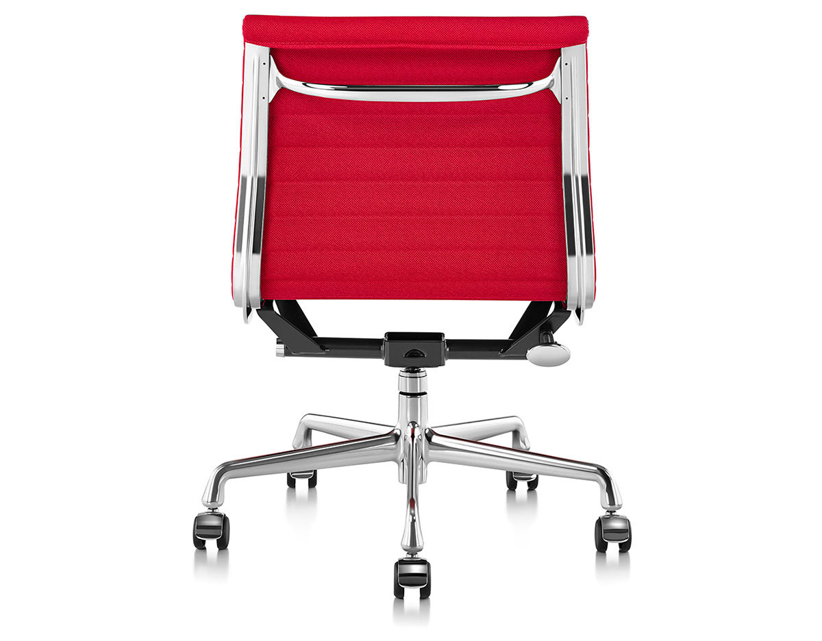 eames management chair. Eames® Aluminum Group Management Chair With No Arms Eames