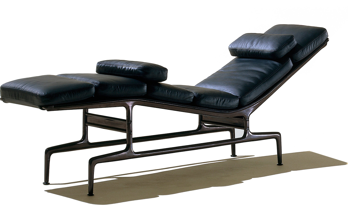 Eames chaise for Coque chaise eames
