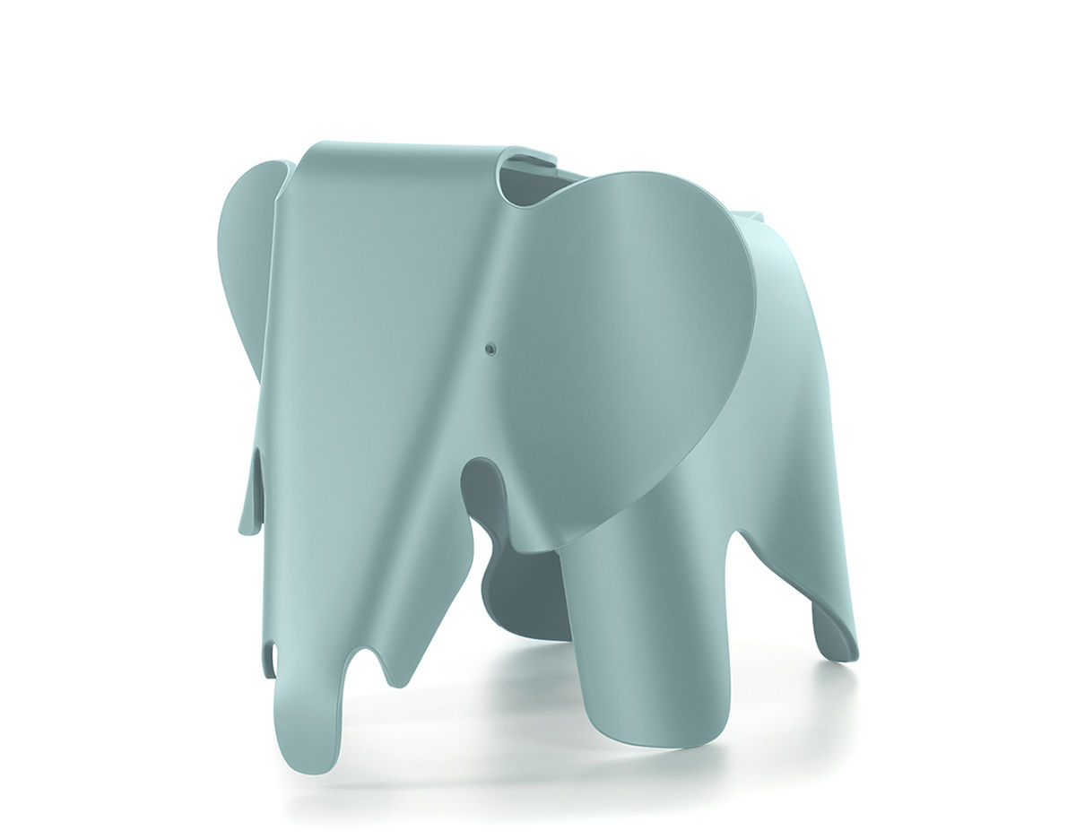 Incredible Eames Elephant Plastic Small Gmtry Best Dining Table And Chair Ideas Images Gmtryco