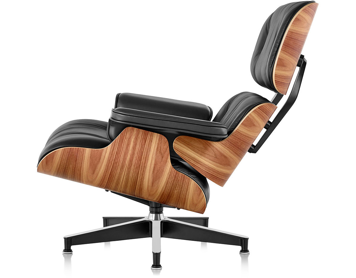 Eames 174 Lounge Chair Without Ottoman Hivemodern Com