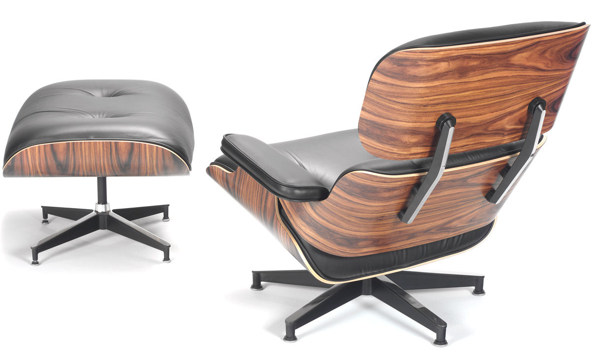 Eames Lounge Chair Wood - Overview