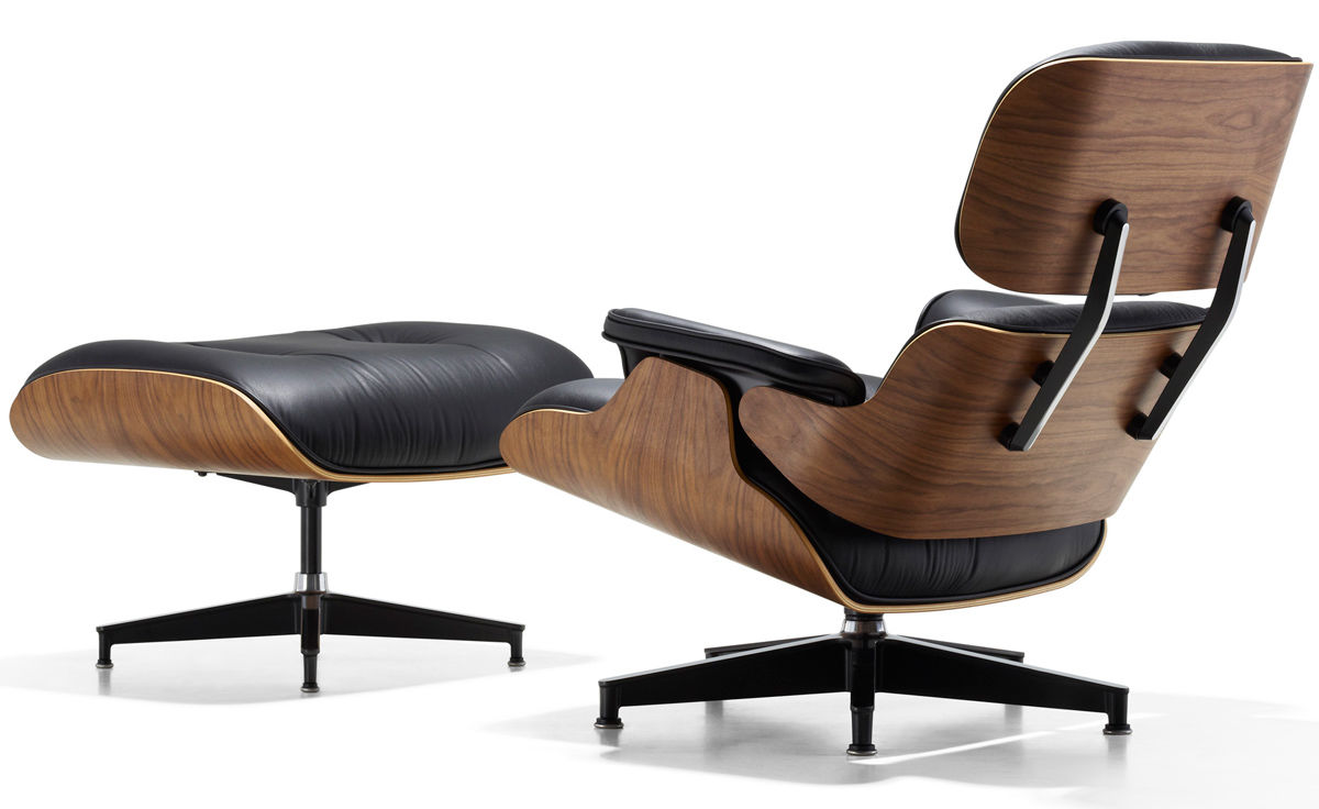 Eames174 Lounge Chair amp Ottoman hivemoderncom : eames lounge chair ottoman charles and ray eames herman miller 6 from hivemodern.com size 1200 x 736 jpeg 187kB