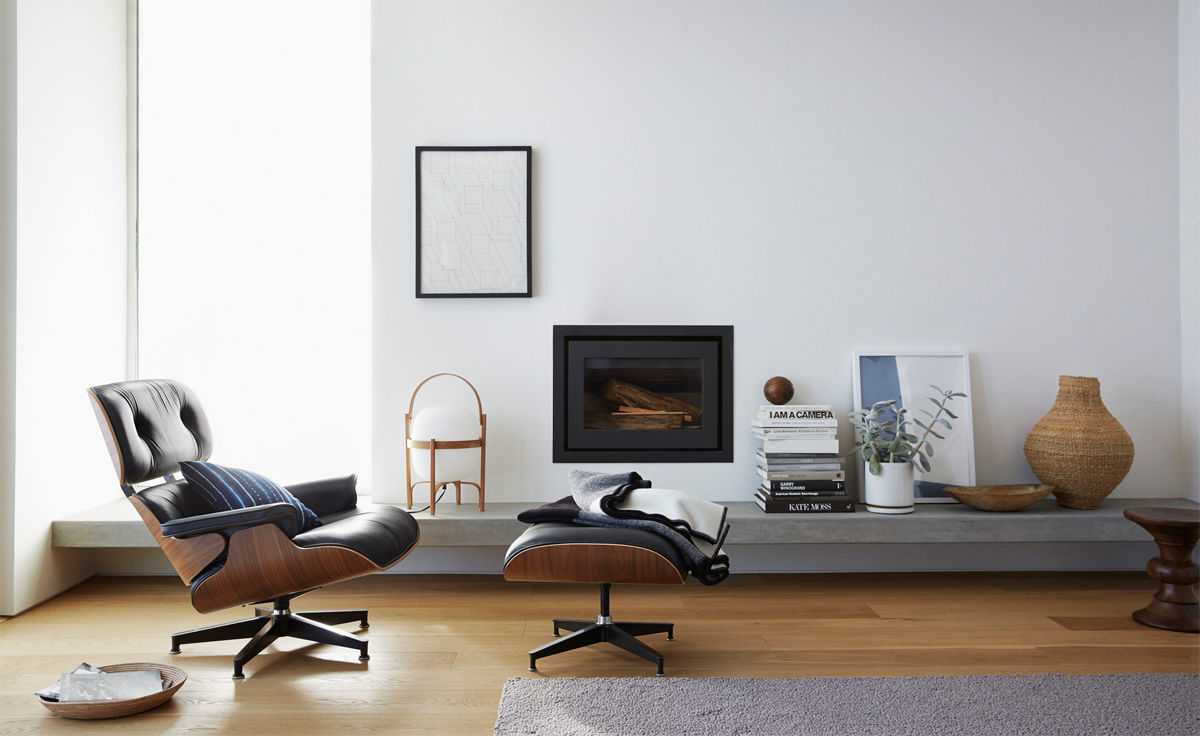 Outstanding Eames Lounge Chair Ottoman Frankydiablos Diy Chair Ideas Frankydiabloscom