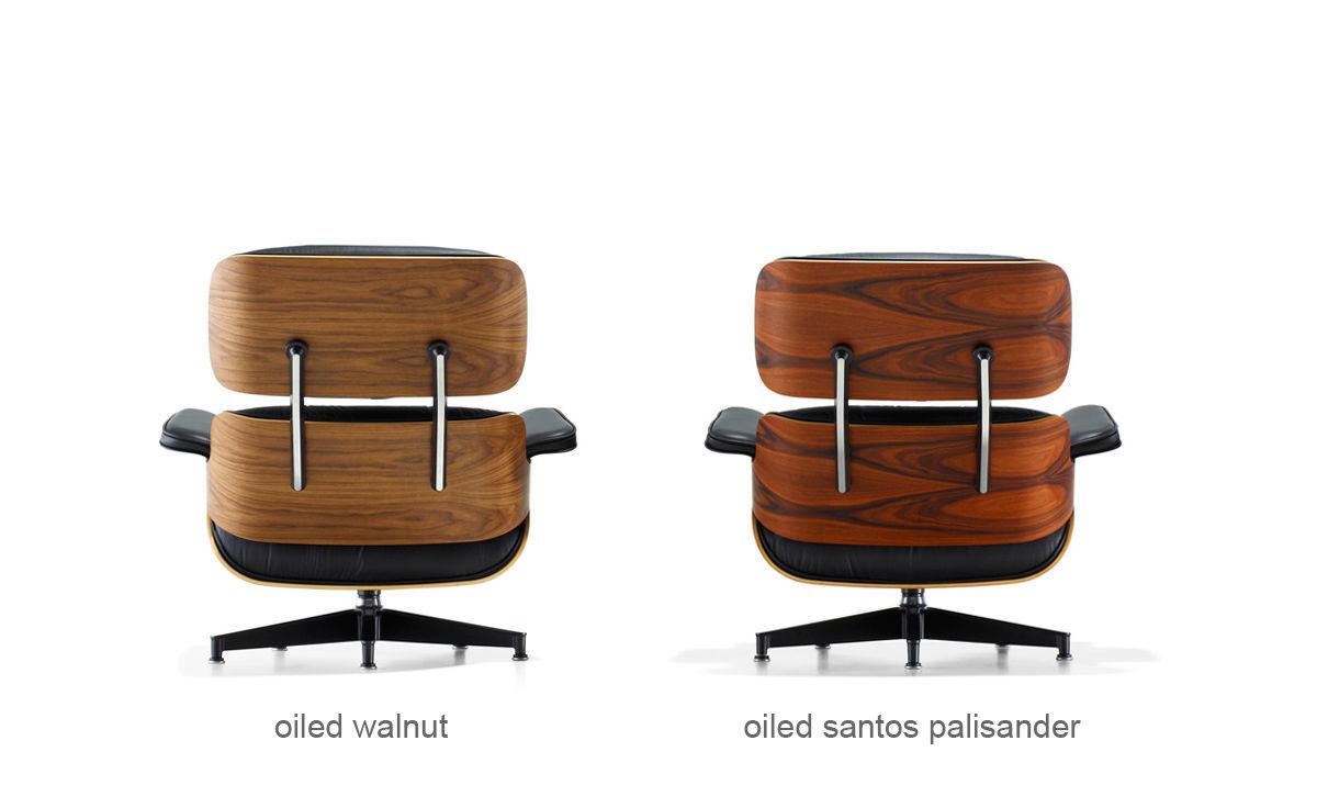 Incredible Eames Lounge Chair Ottoman Uwap Interior Chair Design Uwaporg
