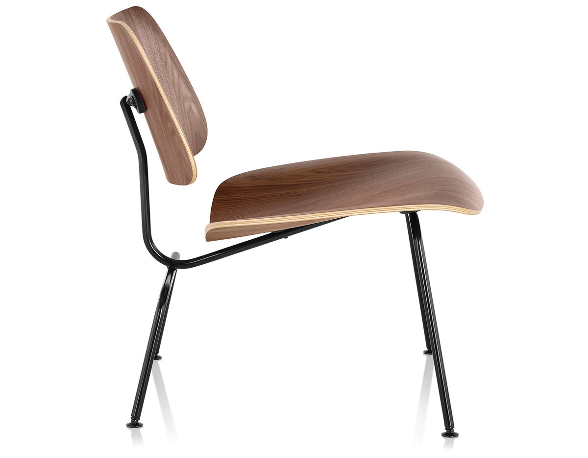 Eames® Molded Plywood Lounge Chair Lcm