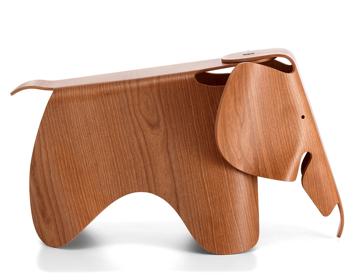 eames plywood elephant. Black Bedroom Furniture Sets. Home Design Ideas