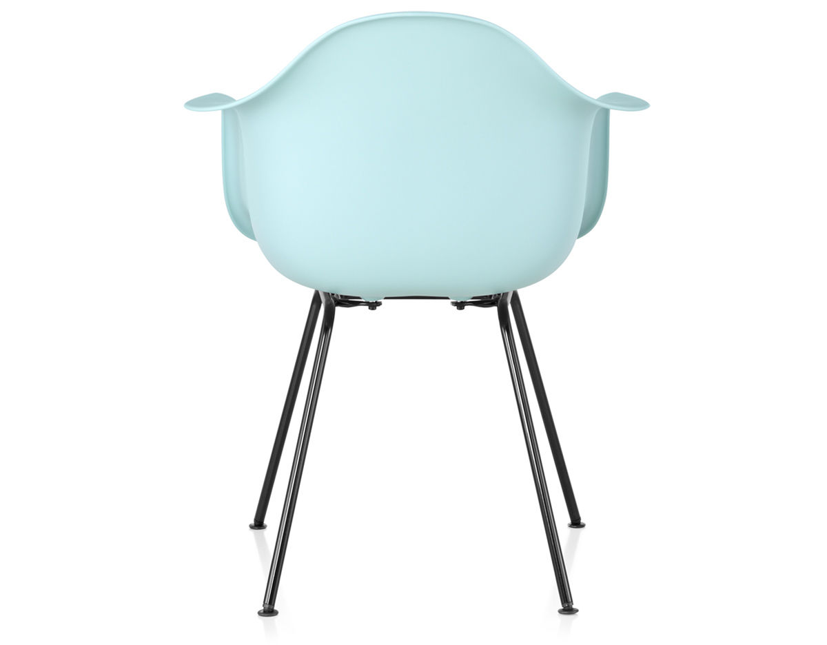 Eames® Molded Plastic Armchair With 4 Leg Base ...
