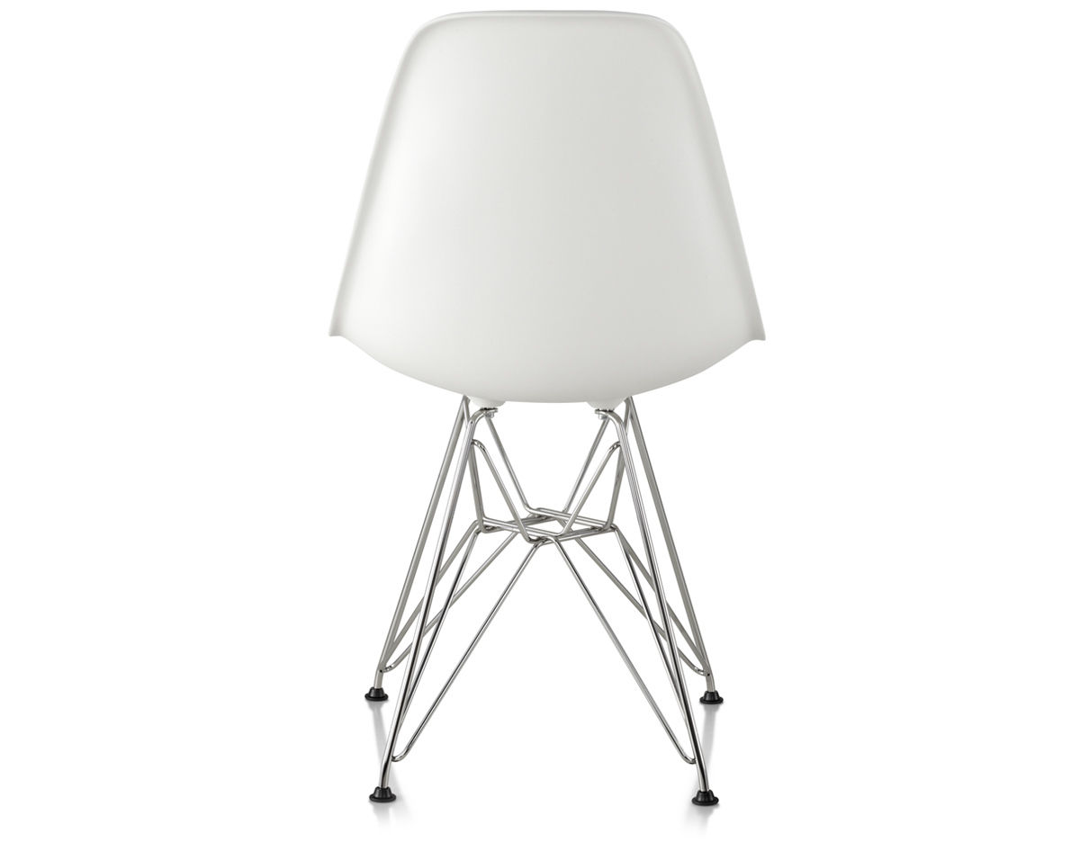 Eames Plastic Side Chair Eames Plastic Side Chair Dsw Upholst H43cm Vitra Buy The Vitra Dsw
