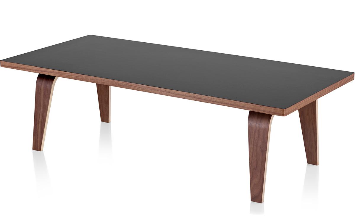 Black Rectangle Coffee Table