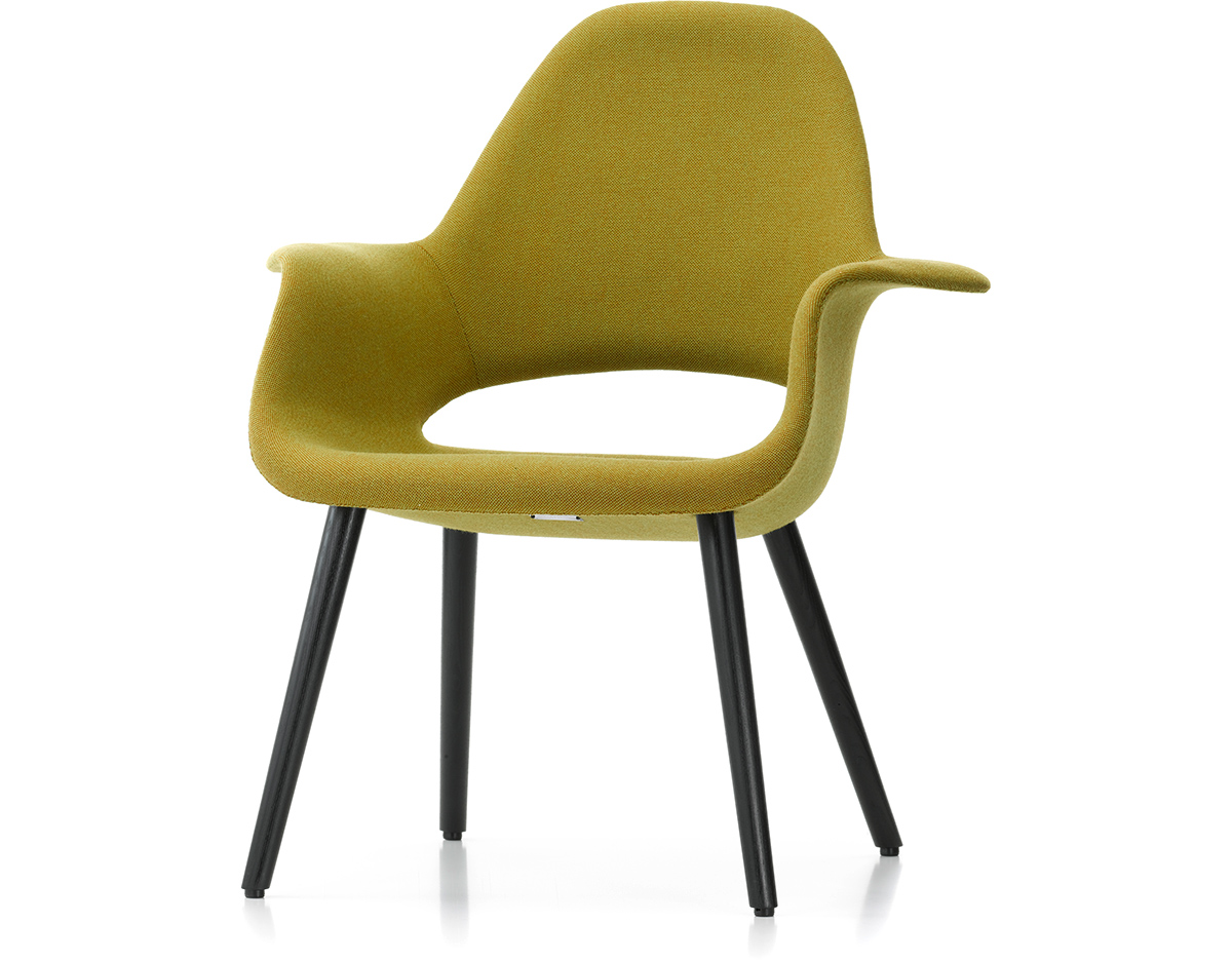 Eames saarinen organic chair for Design eames