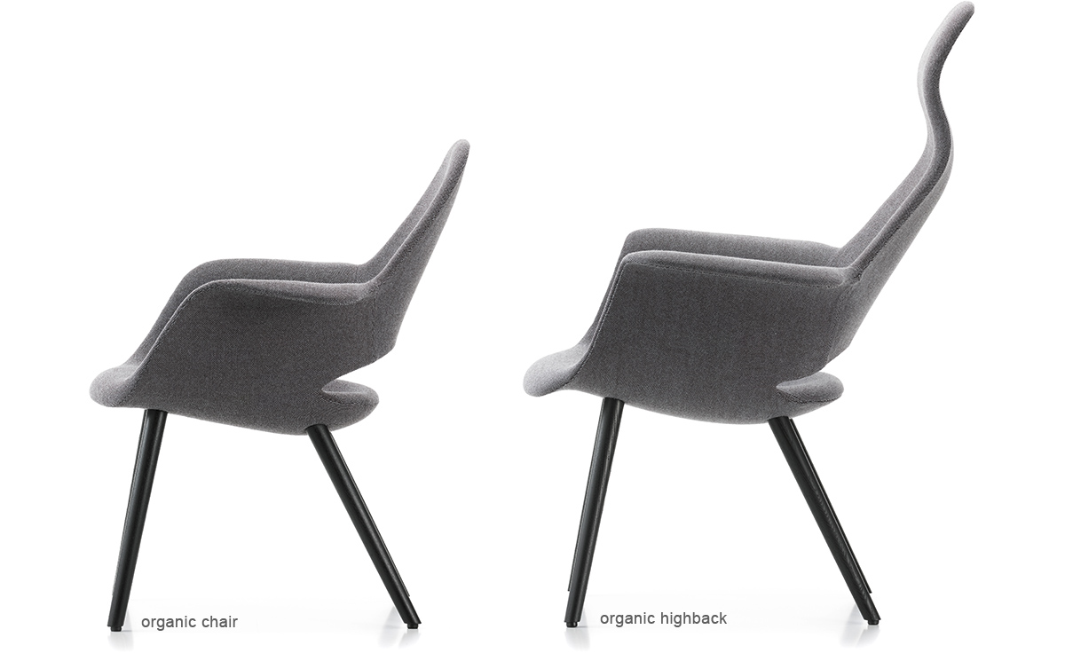 eames saarinen organic chair. Black Bedroom Furniture Sets. Home Design Ideas