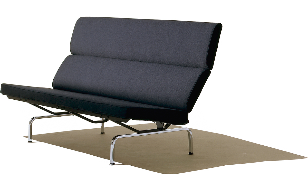 Eames 174 Sofa Compact Hivemodern Com