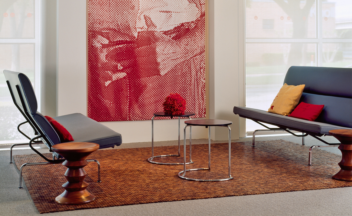 eames® sofa compact  hivemoderncom - overview