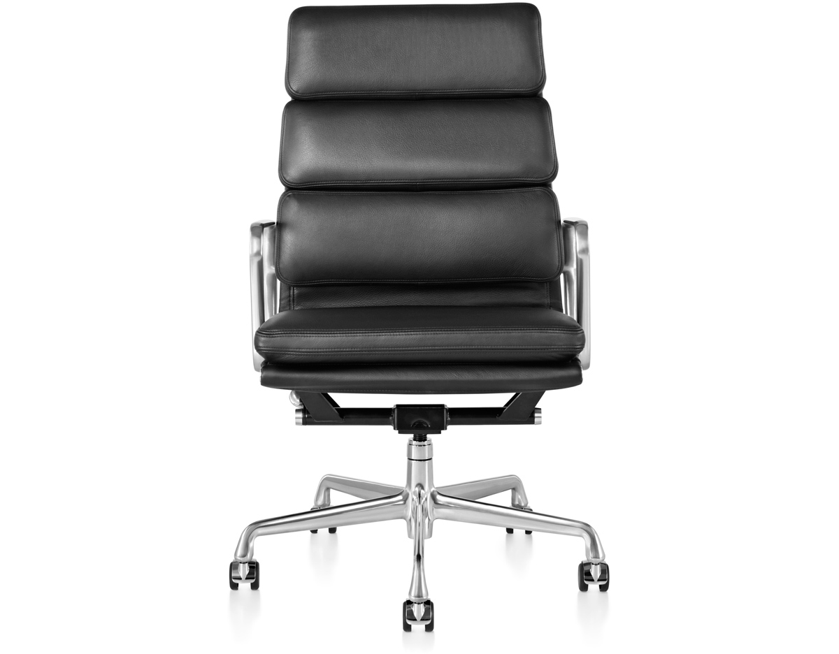 Eames 174 Soft Pad Group Executive Chair Hivemodern Com