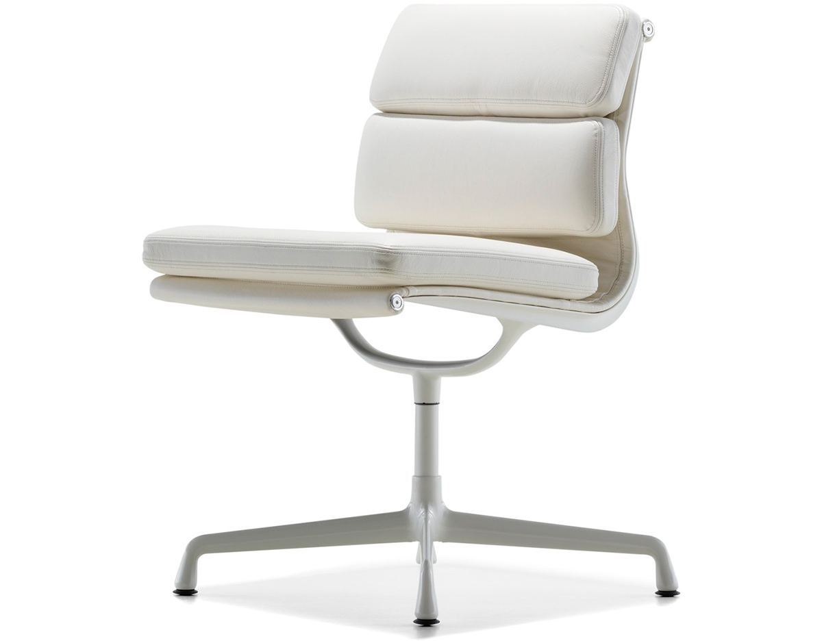 Eames Soft Pad Lounge Chair eames® soft pad group side chair - hivemodern