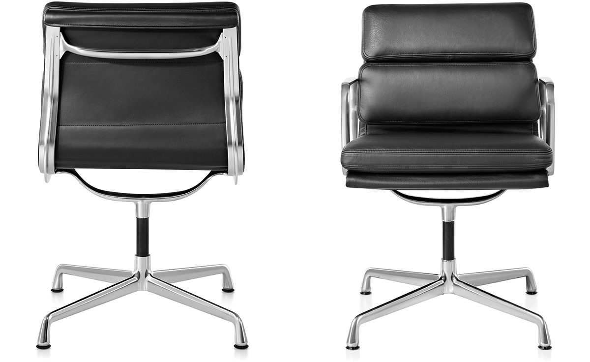 Eames® Soft Pad Group Side Chair
