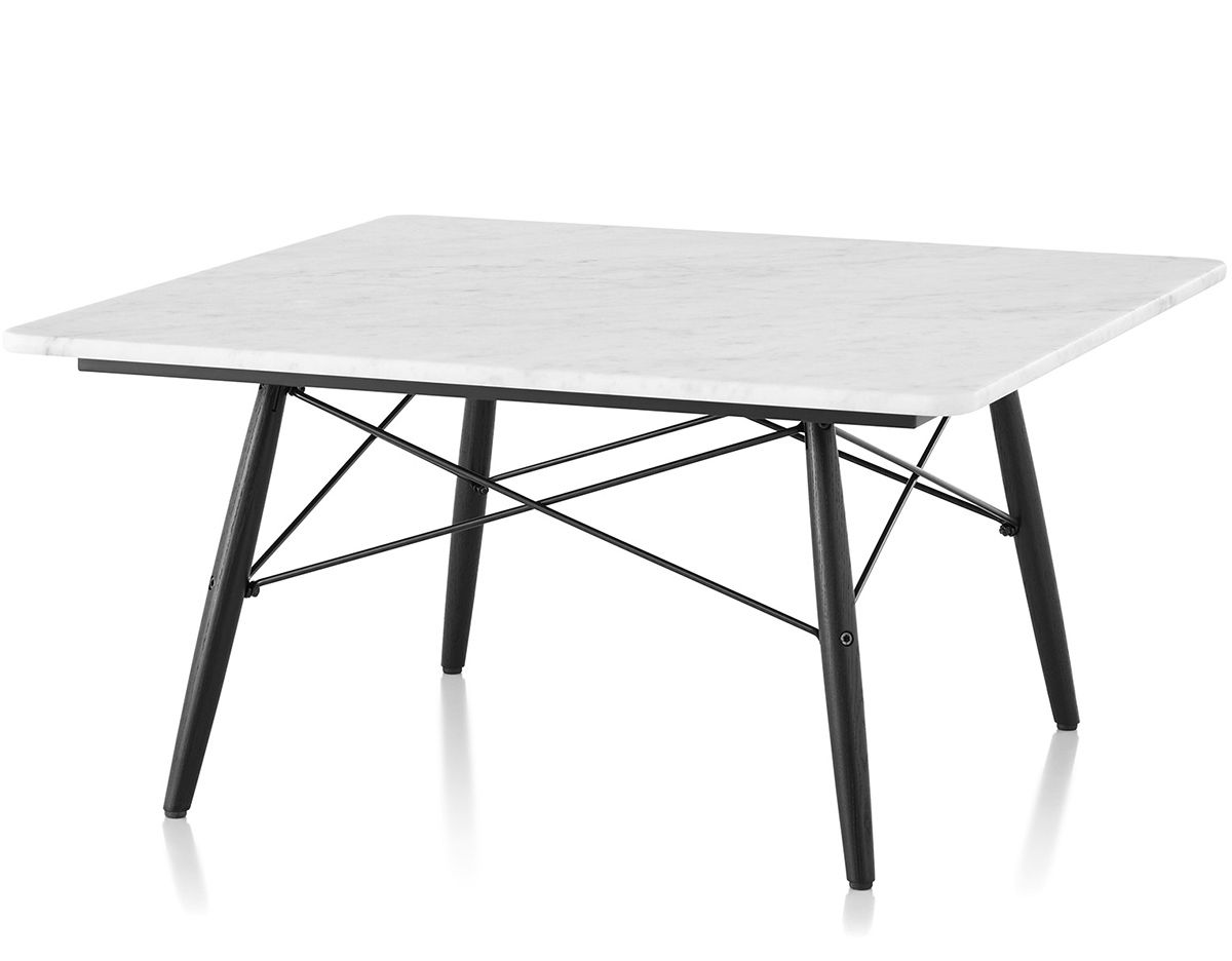 overview. Eames  Square Coffee Table   hivemodern com