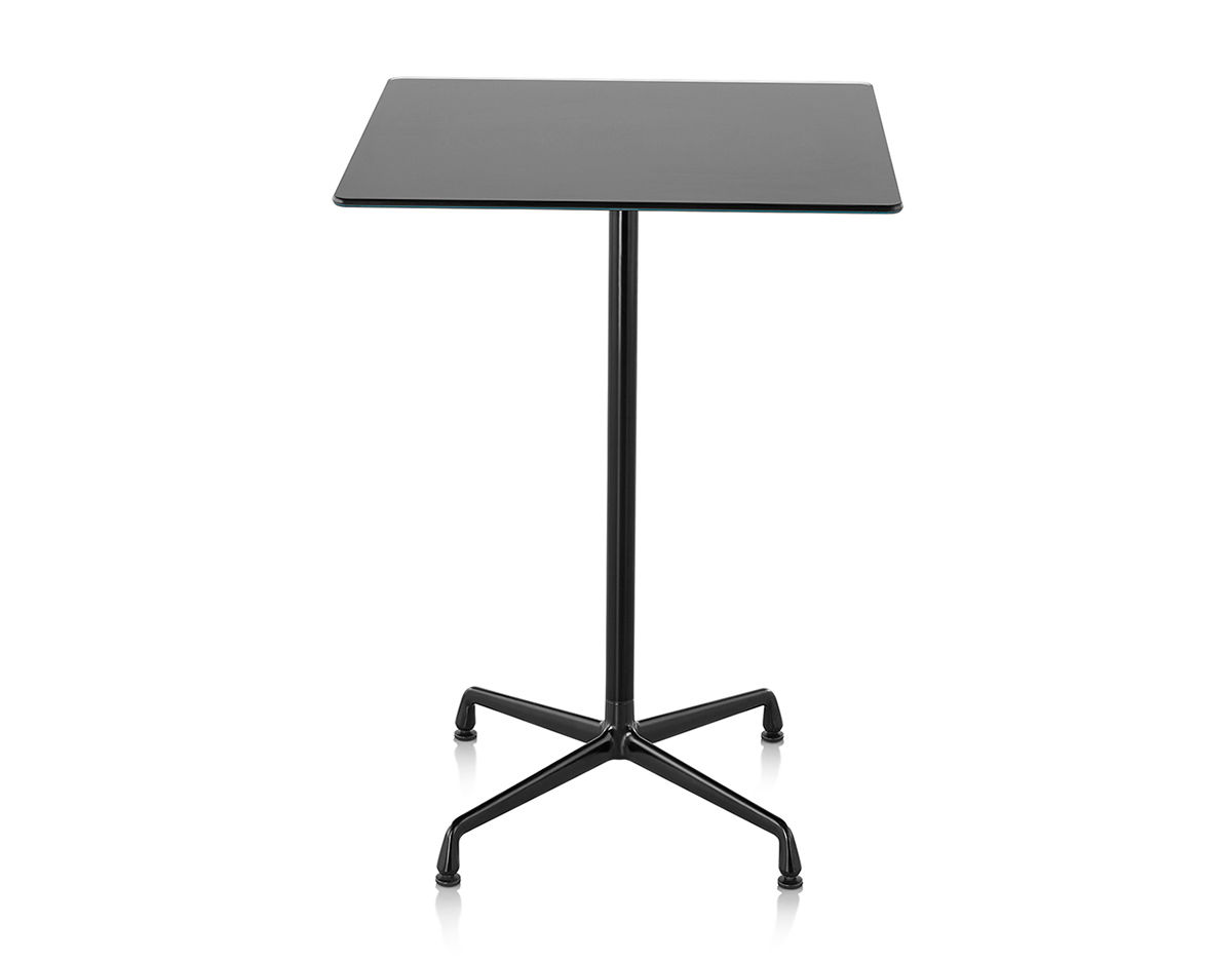 Eames 174 Standing Height Square Table Hivemodern Com