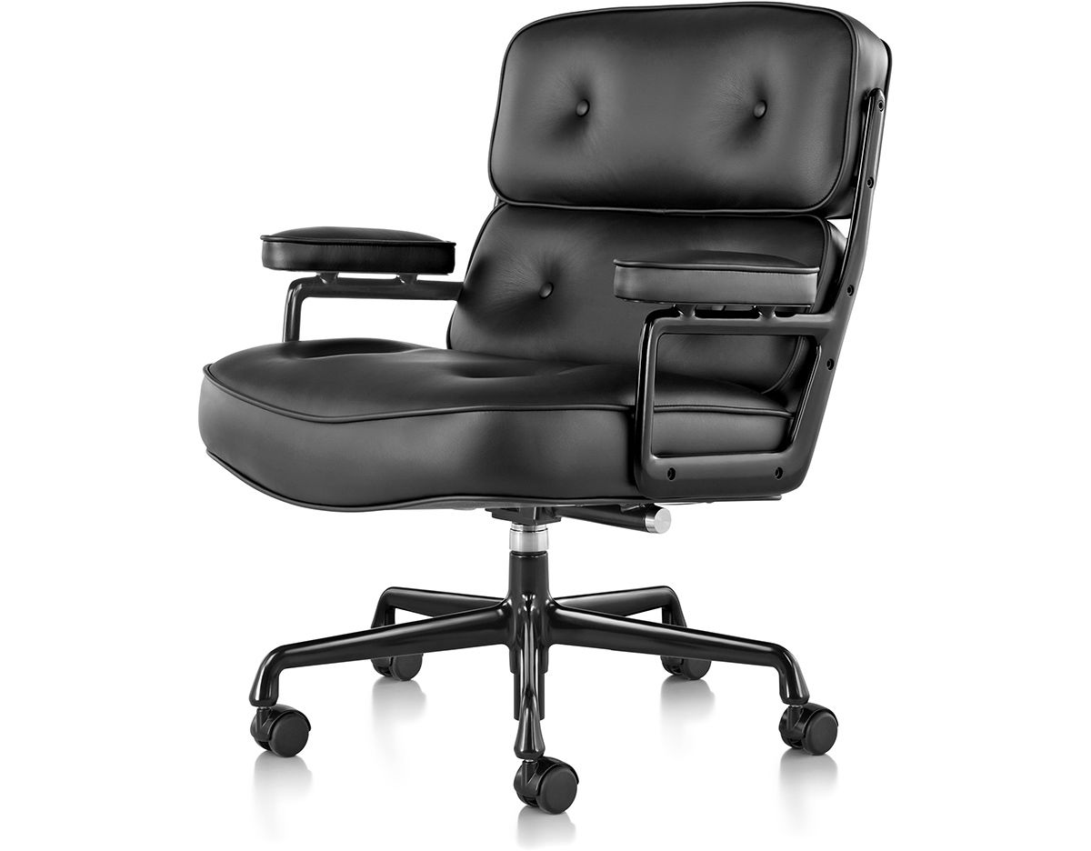 eames time life executive chair. Black Bedroom Furniture Sets. Home Design Ideas