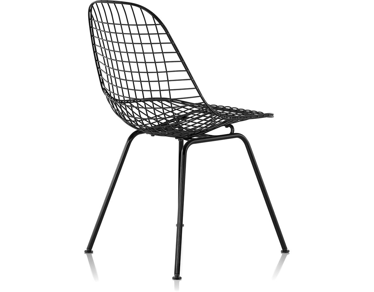 Eames 174 Wire Chair With 4 Leg Base Hivemodern Com