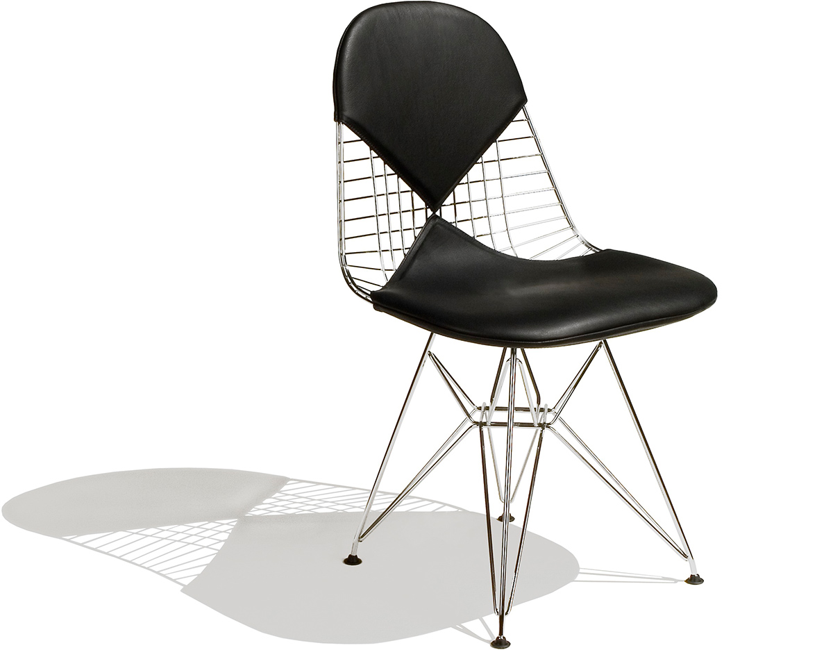 Eames 174 Wire Chair With Bikini Pad Hivemodern Com