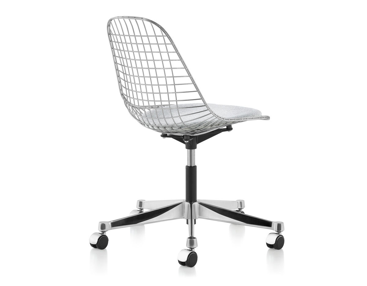 sneakers for cheap 1941e bb813 eames® wire side chair with task base