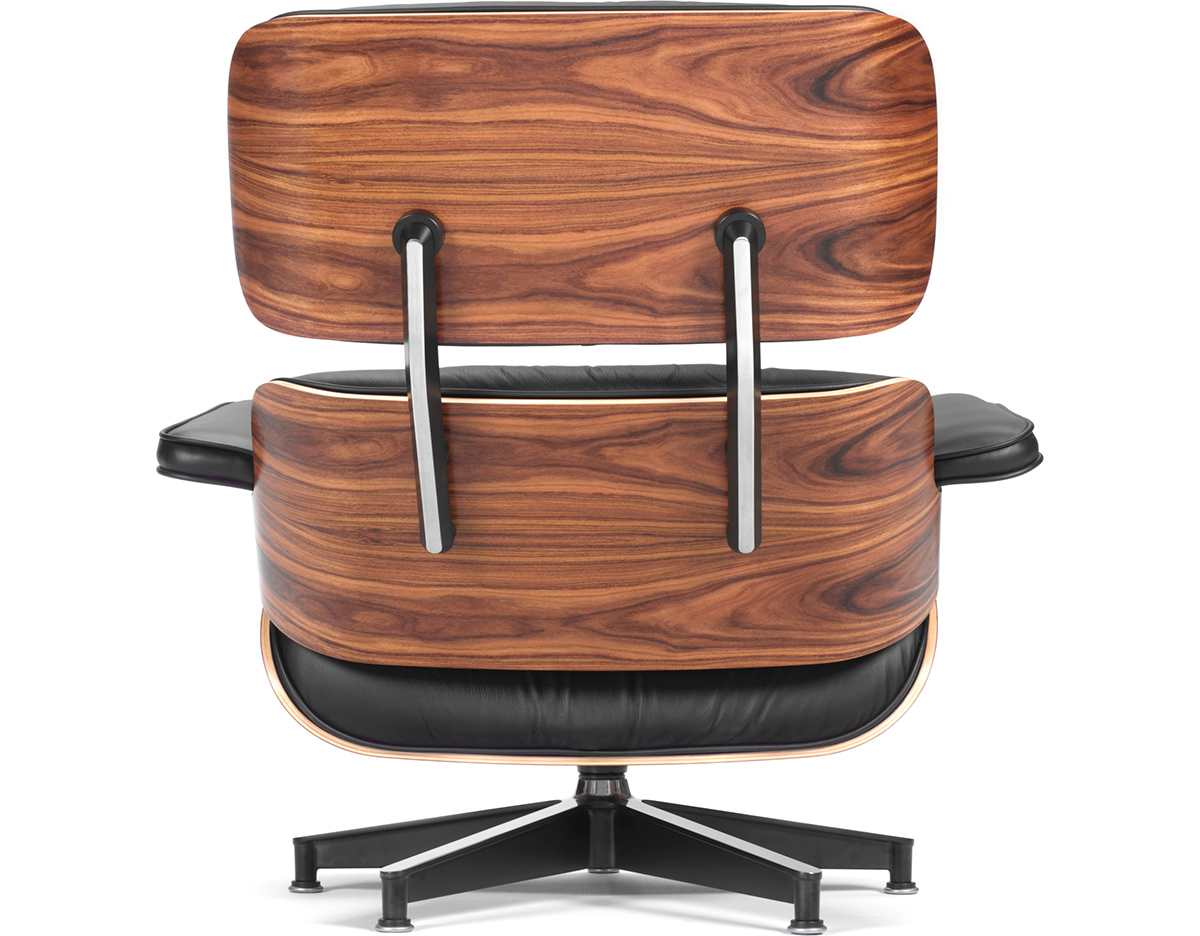 Eames Chair Leather eames® lounge chair no ottoman - hivemodern