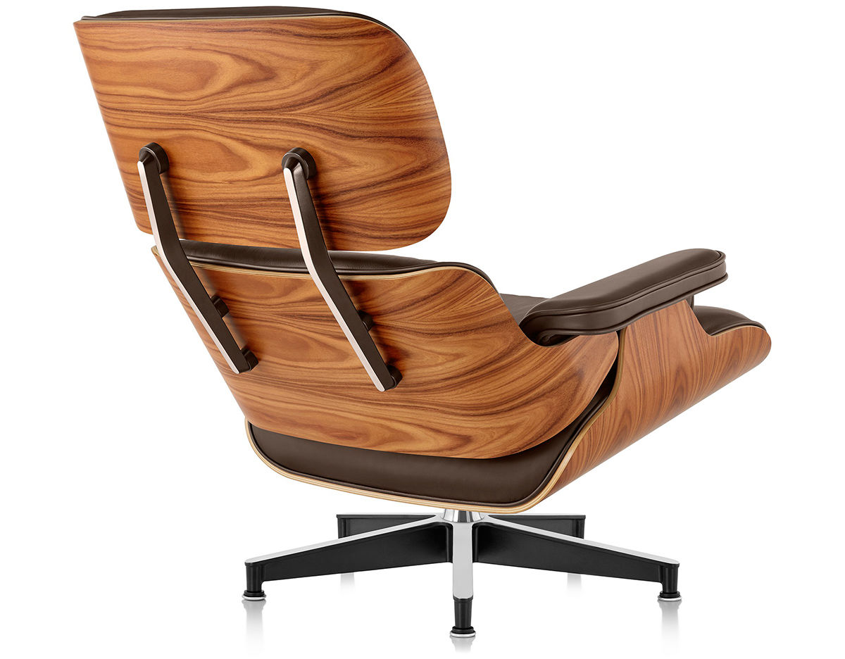 Eames Lounge Chair No Ottoman hivemodern