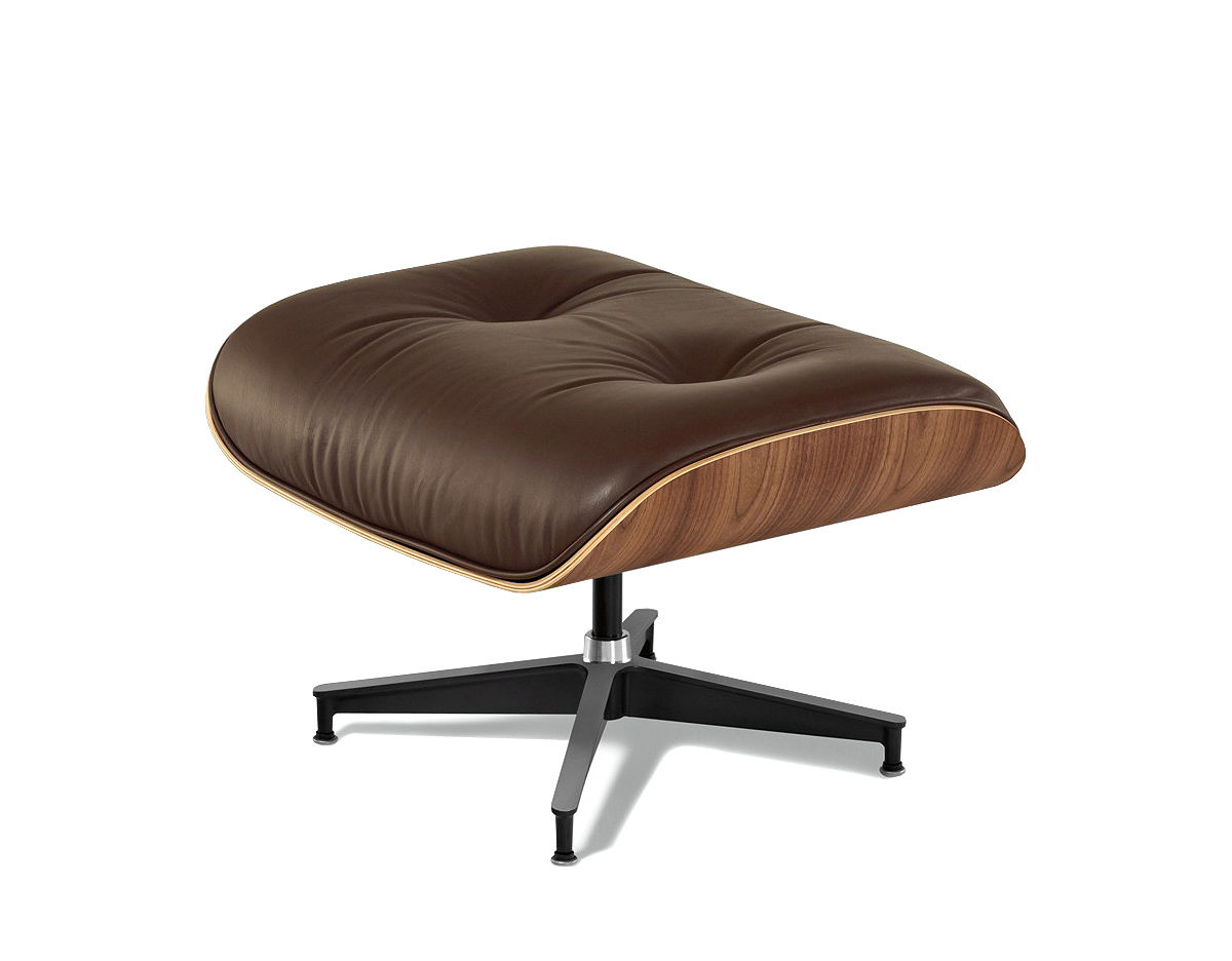 Eames Lounge Chair And Ottoman Design Within Reach Eames  : eamesreg ottoman only charles and ray eames herman miller 2 from www.greeceplaces.me size 1200 x 936 jpeg 70kB