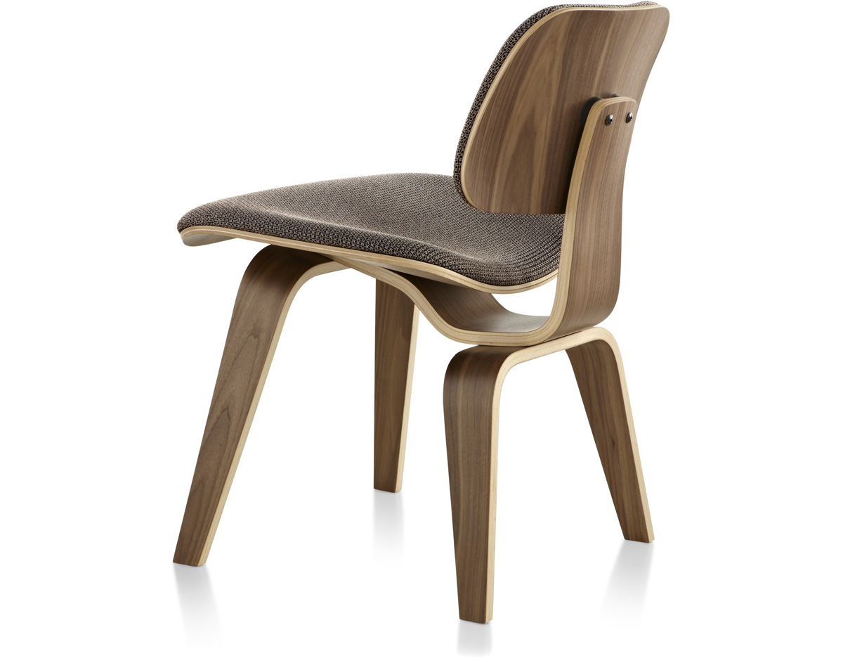 Eames molded plywood dining chair - Overview