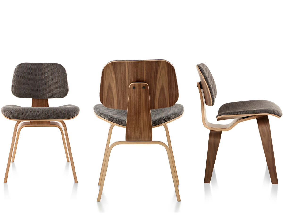Eames plywood desk chair - Overview