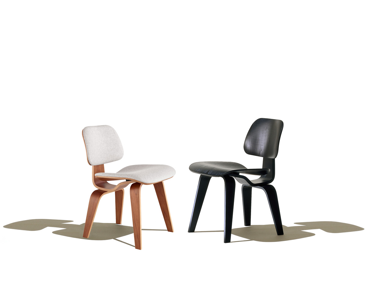Cool Eames Upholstered Dcw Pabps2019 Chair Design Images Pabps2019Com