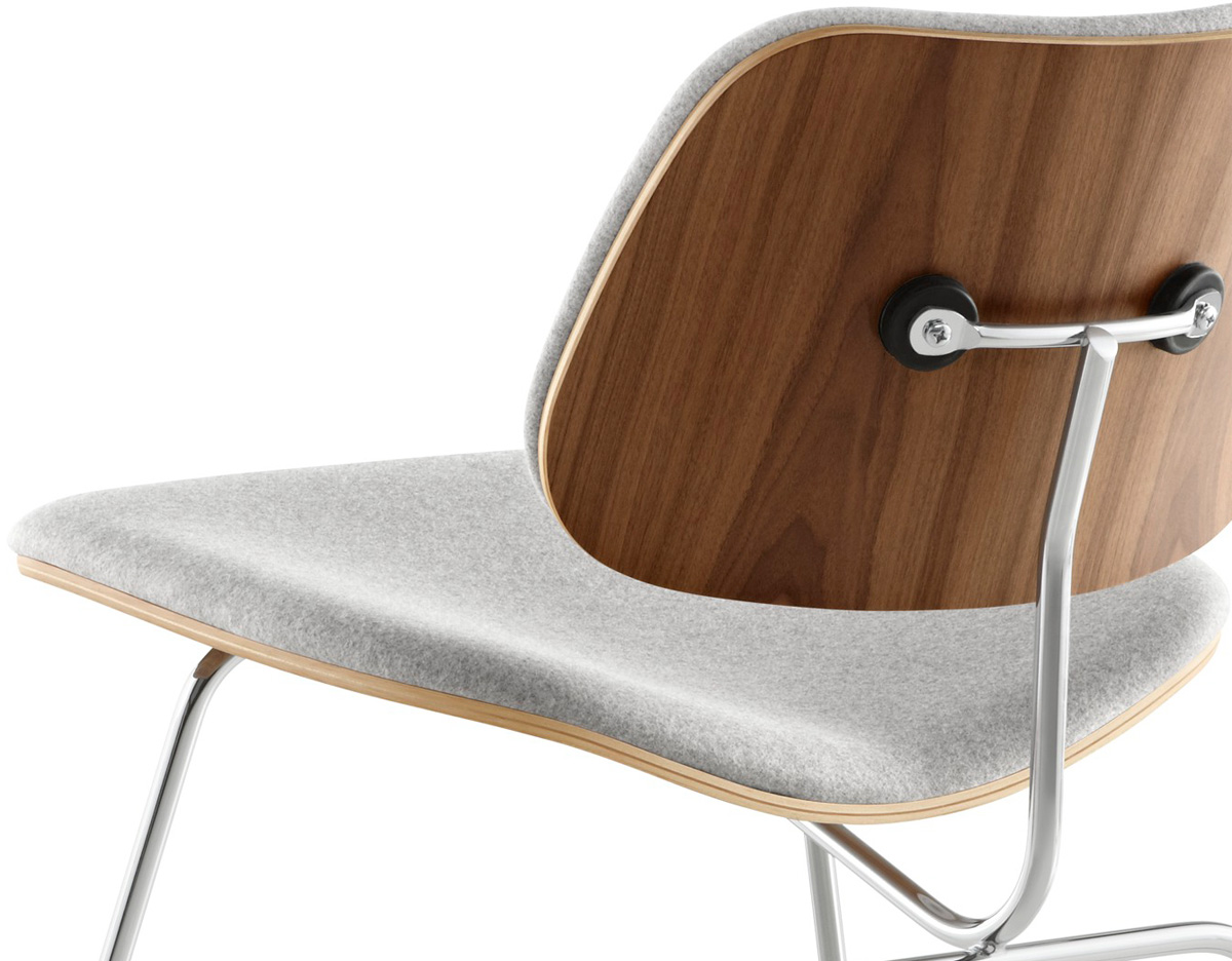 Eames 174 Upholstered Lcm Hivemodern Com