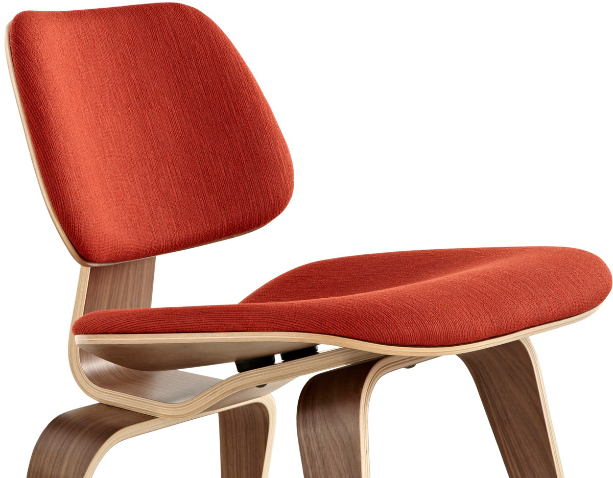 Eames 174 Upholstered Lcw Hivemodern Com