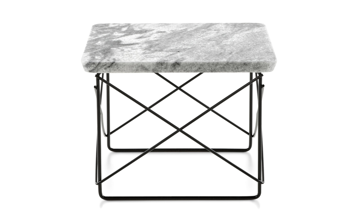 Eames wire base low table outdoor - Herman miller occasion ...